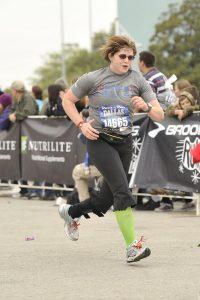 Katie McKenzie Running