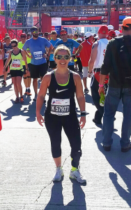 Wendy Garrett Chicago Marathon