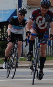 Steve Lovelace - first race